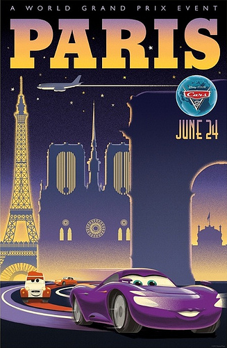 Cars2paris