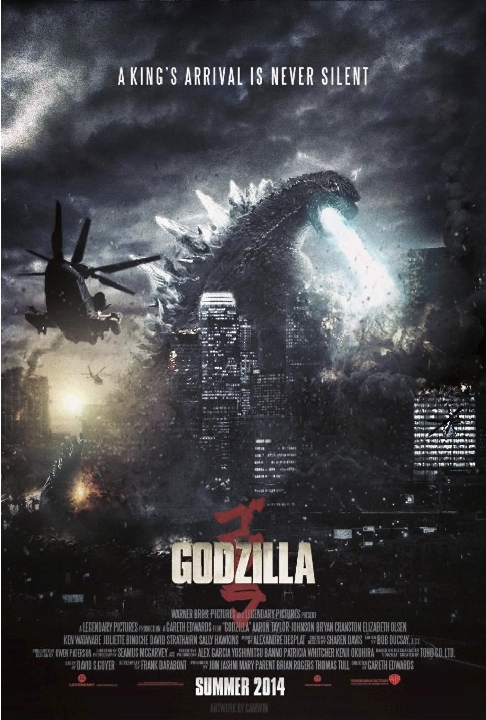 映画「Godzilla ゴジラ」あるいは、伊福部昭とスピルバーグへのオマージュ。: エンターテイメント日誌